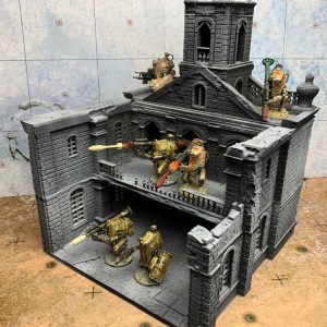 Dim Chen's STEEL GUARD Army (6)