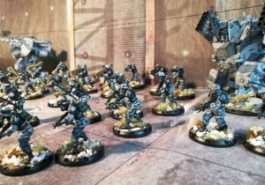 ROBERT KUBE'S AXIS GRENAGIER FORCE-4