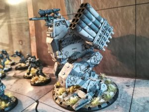 ROBERT KUBE'S AXIS GRENAGIER FORCE-9